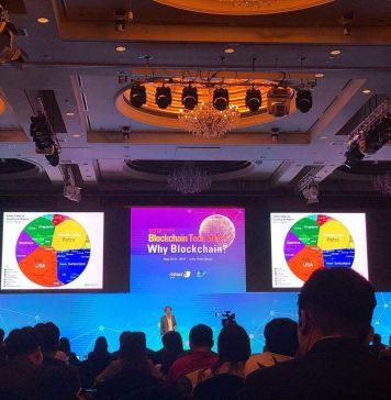 Korea Future Forum 2019 - Blockchain Tech Show