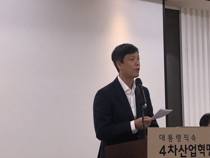 Last December, Jang, Byeonggyu, the chairman of Presidential Committee on the Fourth Industrial Revolution has announced that a proposal regarding 'Blockchain and ICO' will be made as the second committee of PCFIR was constituted